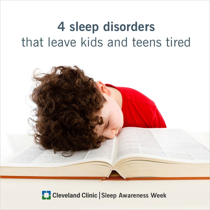 Or sleep apnea teen