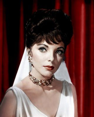 Joan Collins ~ Esther and the King 1960