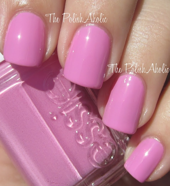 pink: Summer Collection, Nails Art, 2012 Collection, Cascading Cool5, Nails Wheels, Collection Swatch, Nails Polish, Essie Summer, Essie Cascading Cool