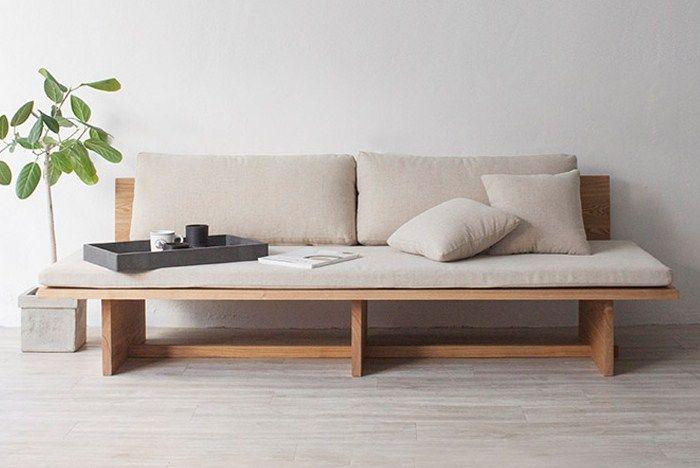 Kleines Sofa, Sofas
