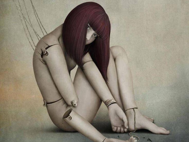 Você é tão forte e decidida que às vezes esquecem que você também sofre, que o negativo também afeta seu equilíbrio emocional.