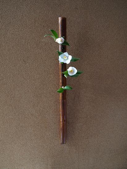 一花一葉 by アツシ One Flower One Leaf by Atsushi  日本の心