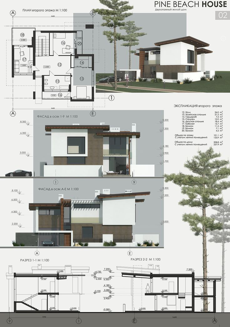 Best Architecture Sketches Drawing Diagrams Concept