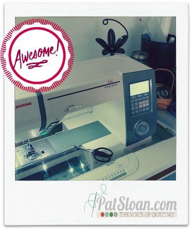 missouri sewing machine