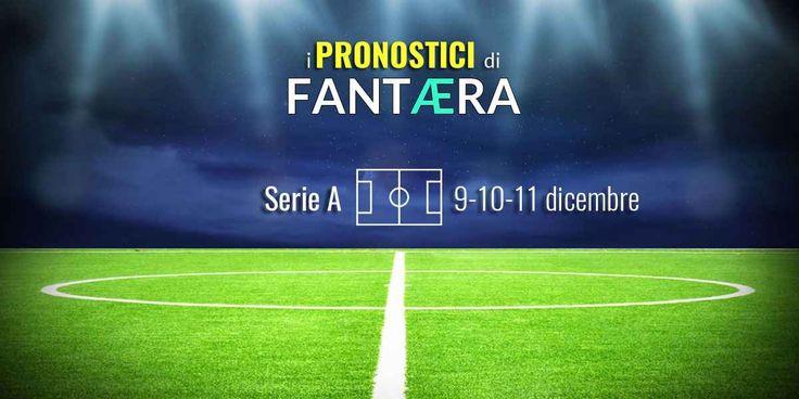 Serie A 16esima giornata (9-10-11 dicembre): i pronostici del Fantacalcio di Fantaera Chievo - Roma: trasferta molto insidiosa per la Roma, un po' stanca dopo la Champions . Vincere contro il Chievo non è mai semplice .Risultato: 1-1 Marcatori: Ingles e, Kolarov  Genoa - Atalanta: con #fantacalcio #fantaera