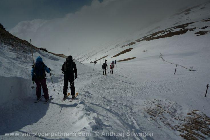 Skiing in Low Tatras #Slovakia #skiing #outdorrs  www.simplycarpathians.com