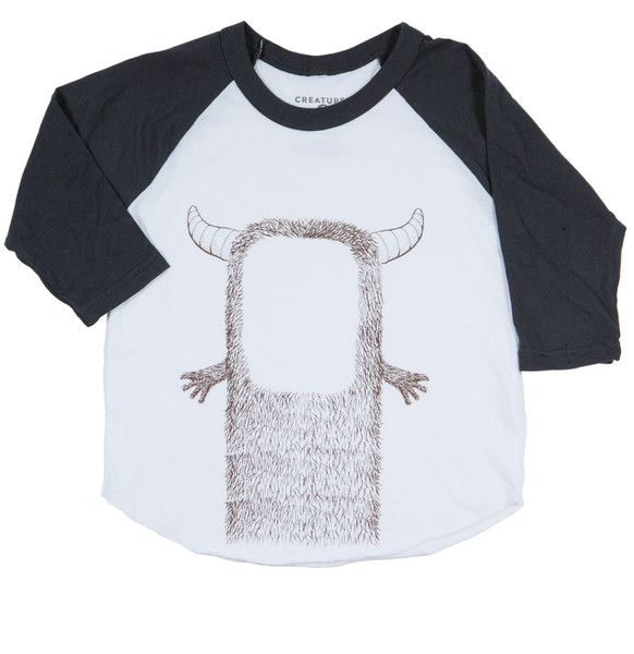 LIMITED EDITION raglan monster kit
