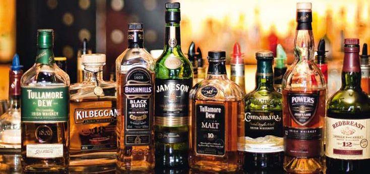 Conheça mais sobre whiskey irlandês e comemore :: Jacytan Melo Passagens