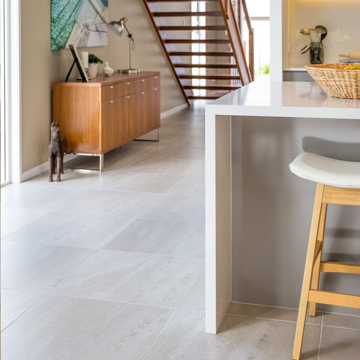 Achieve a look of natural stone just like this home with our extensive range of stone look tiles. Shop online and in store today! @mccarthyhomesbuilders  #wevegotitcovered #nationaltiles