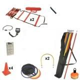 Training Accessory Packs | Football Accessories | Discount Football Kits SILVER £119