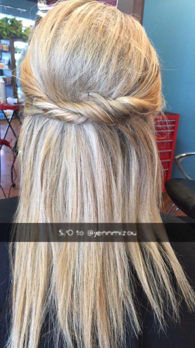 Blonde Highlights Honeyblonde Hoco Hair Professional