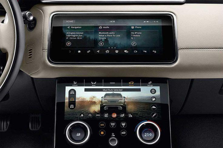 2018-2019 Range Rover Velar has expanded the range of Land Rover