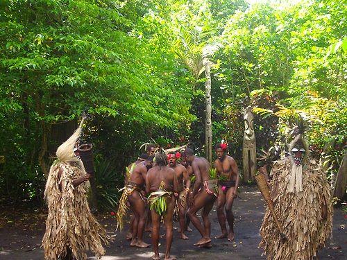 Far Flung Places : Rom Dance Vanuatu