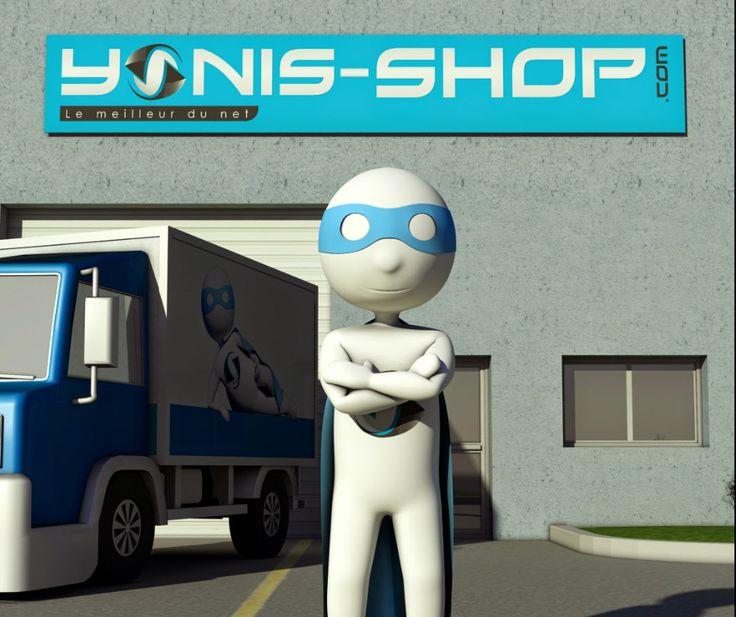 Yonis-Shop vous propose des produits High tech au meilleur prix : tablettes tactiles, smartphones, caméras espion, gadgets et plus encore