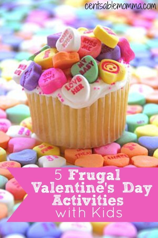 5 frugal valentines day activities with kids - Valentine Day Special