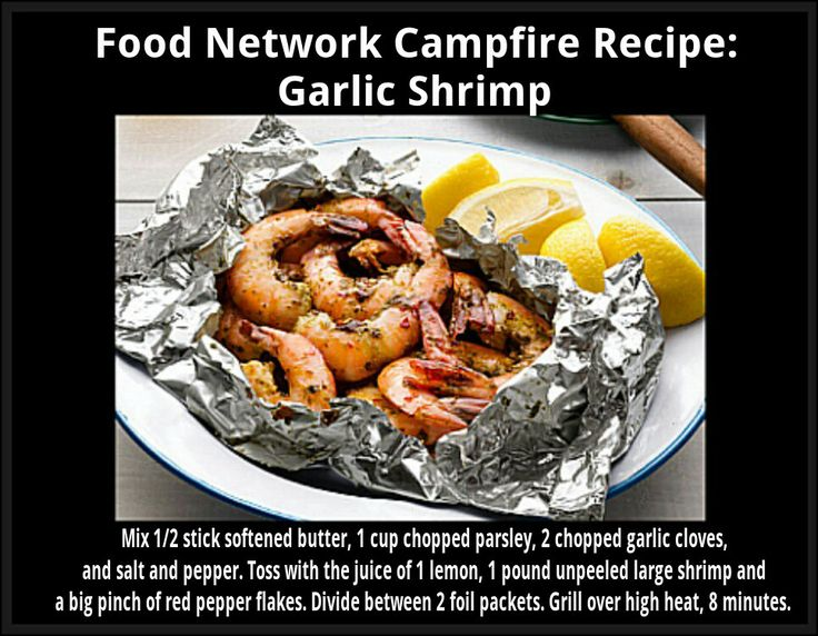 Campfire food!