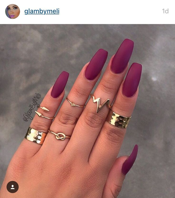 Creative manicures can be a bona fide art form. We've got 10 #instagram manicures that are anything but basic. Copy your favorite and feel like you have a magic touch!  #nailart #nails #manicure