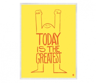 It really is.Positive Reinforcement, Smashing Pumpkins, Greatest Prints, Quote Wall, So True, Happy Today