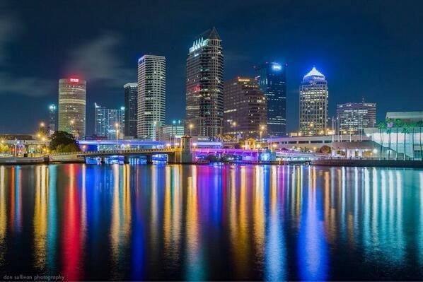 Twitter / earthposts: Tampa, Florida, USA ...