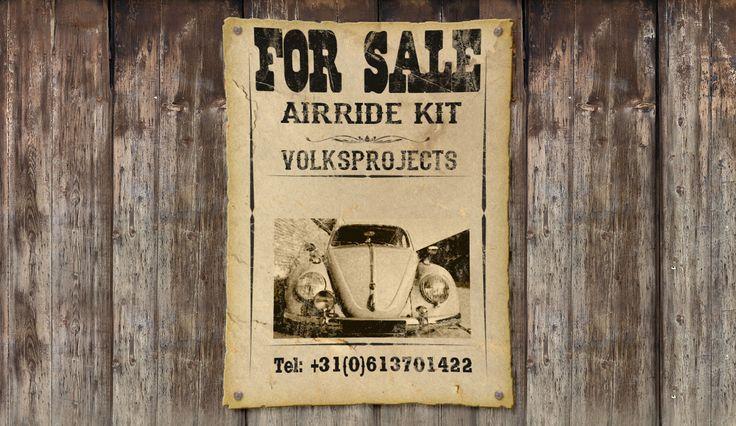 Airride Beetle kit - Volksprojects