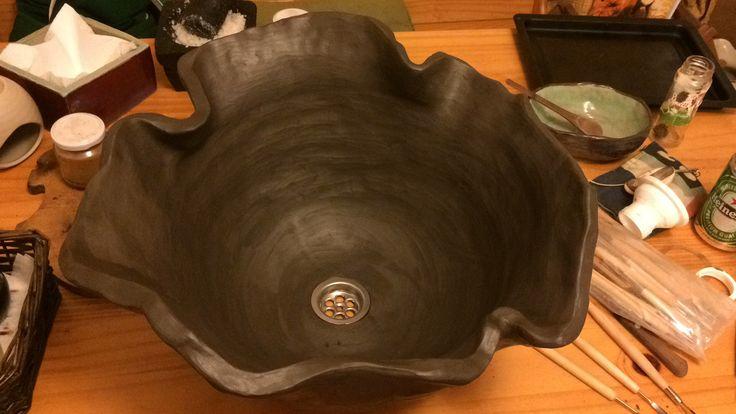 Lavamanos cerámica