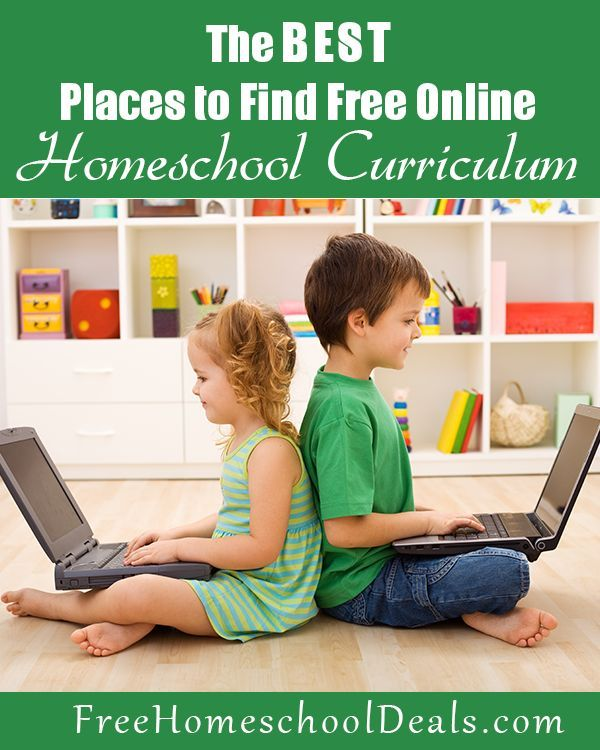 Free Complete Online Homeschool Curriculum List