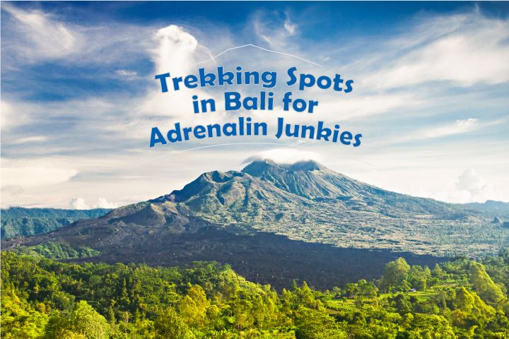 Looking for some adrenaline-rush adventure? Bali has something for you! Prepare to gear up and explore the heart of Bali by reaching these marvellous peaks.