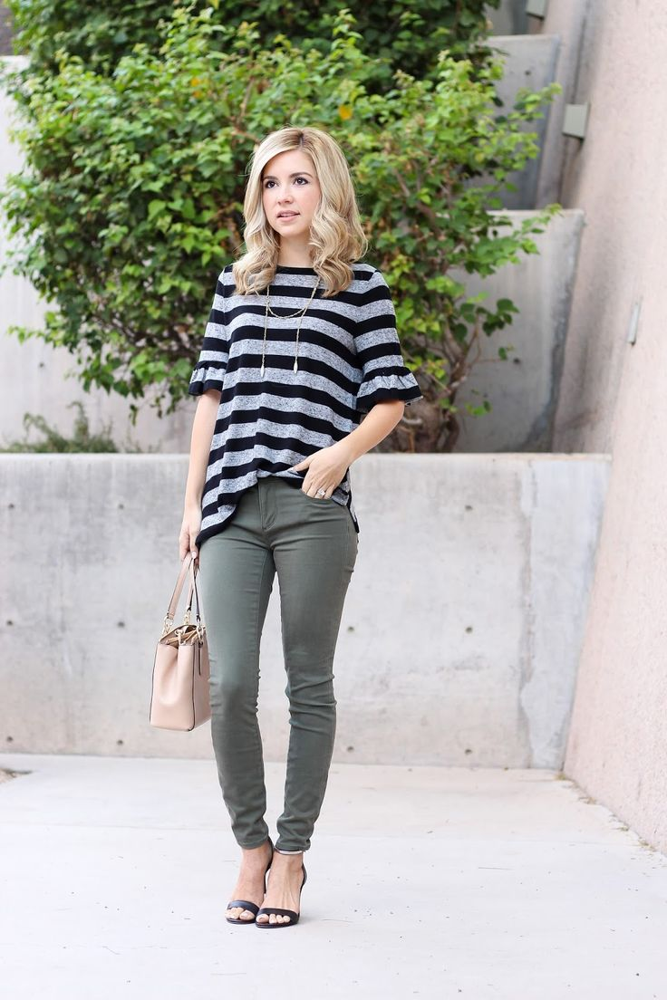 fall outfit - casual style
