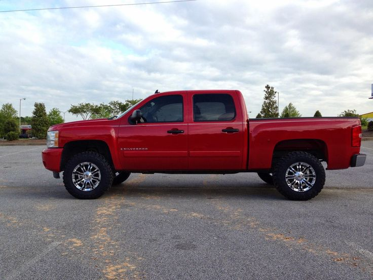 15 Best Images About Chevy Lifted And Leveled Trucks On