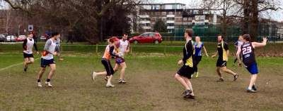 Latest London touch rugby results It's never too late to get involved with In2Touch. As week five draws to an end at Clapham in the 2015 winter league, the blue skies of the previous week have turned a bit grey http://www.thesouthafrican.com/latest-london-touch-rugby-results/