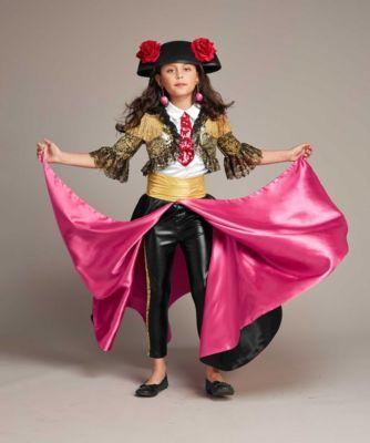 Matador Costume for Girls
