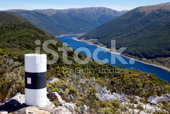 Cobb Valley, Kahurangi National Park, Takaka, New Zealand royalty-free stock photo