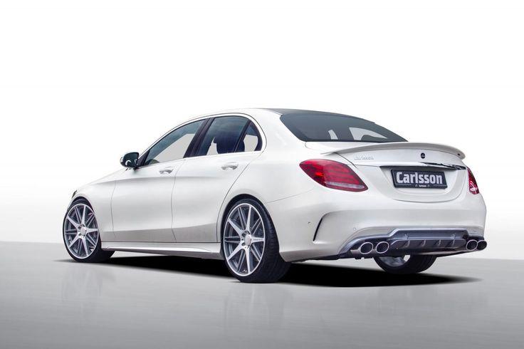 Mercedes C-Class AMG Sport by Carlsson