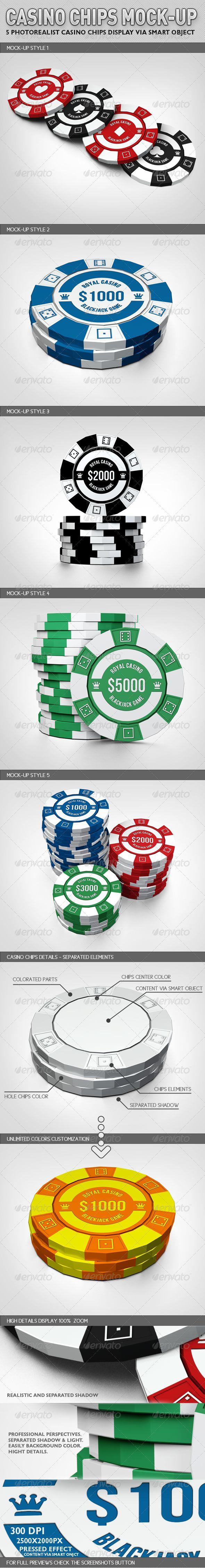 casino promo chips