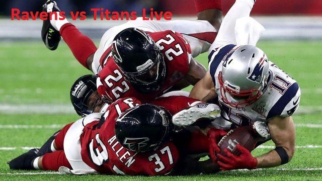 Baltimore vs Tennessee Live Stream Baltimore Ravens vs Tennessee Titans Live Streaming Watch Online Ravens vs Titans Live Streaming Nissan Stadium, Nashville NFL regular season
