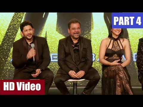 AANKHEN 2 Movie Launch Full Uncut Event - 1 | Amitabh Bachchan. Arshad Warsi.