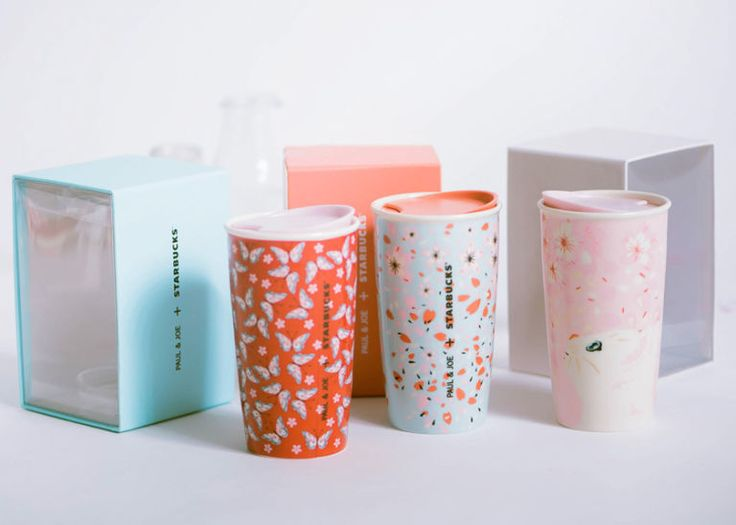 This New Line of Starbucks Merchandise Is Dreamy AF