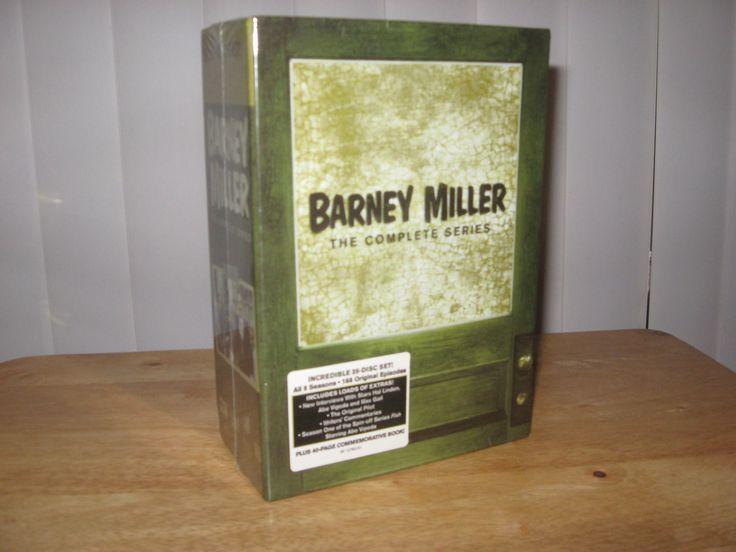BARNEY MILLER THE COMPLETE SERIES SEASONS 1-825 DVD SETBRAND NEWSEALED