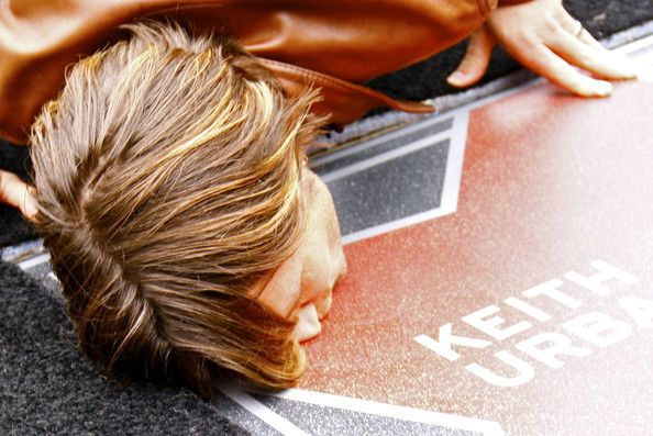 Keith Urban's love for country music and Nashville, his hometown, was felt during his Walk of Fame Induction
