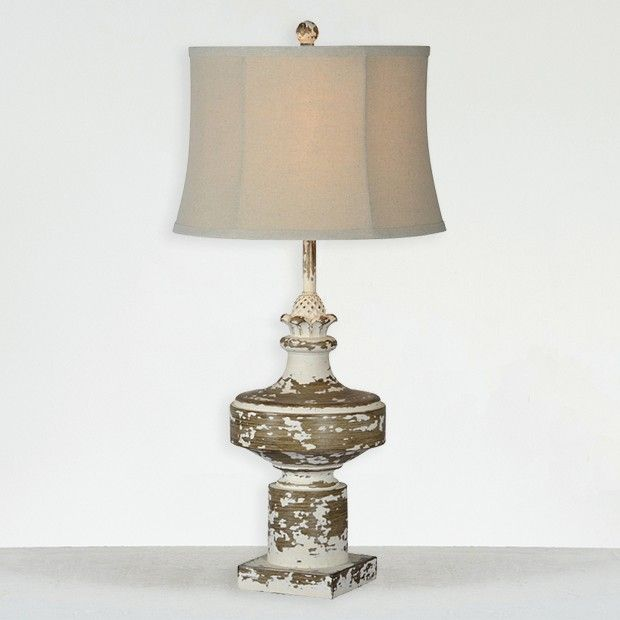 French Country Decor Must Haves For The Living Room Decorated Life In 2020 Rustic Farmhouse Table Farmhouse Table Lamps Rustic Table Lamps