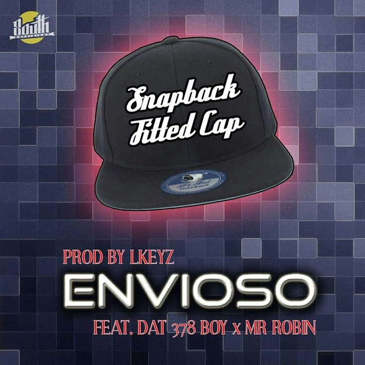 Artwork for Snapback Fitted Cap designed by Impakt  Music video coming soon