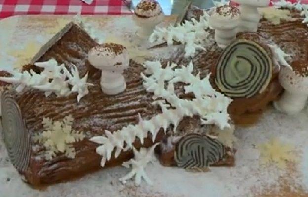 Рецептата за коледен пън със захаросани кестени от Bake Off: специално за Edna.bg - Здравословно - Храни - Edna.bg