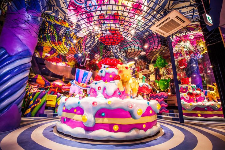 Harajuku's Kawaii Monster Cafe, where you can experience Japanese cuteness, is now open! | tsunagu Japan