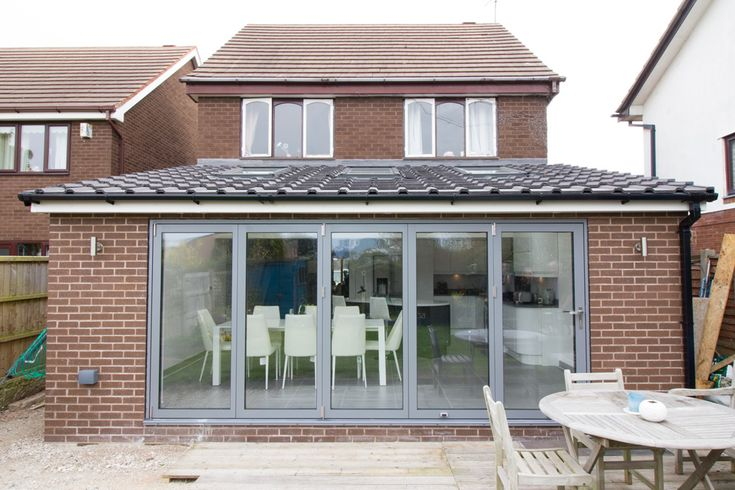 Kitchen Extensions With Bifold Doors Google Search The