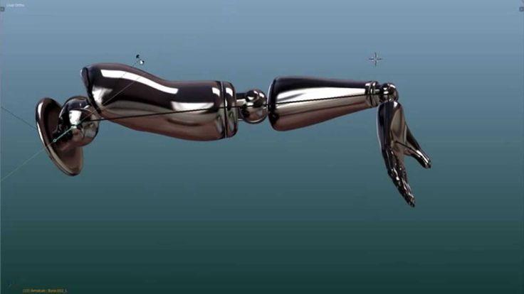 Mechanical Joints Examples Blender 2.71