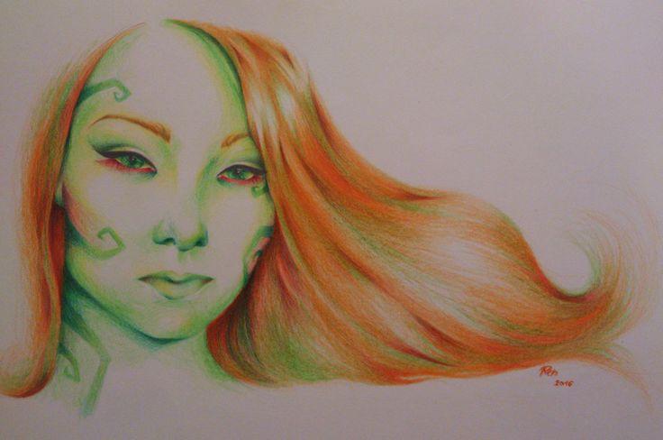 Poison Ivy by DarwiO