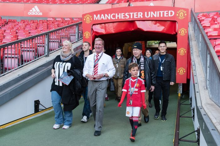 Manchester United Museum & Stadium Tour