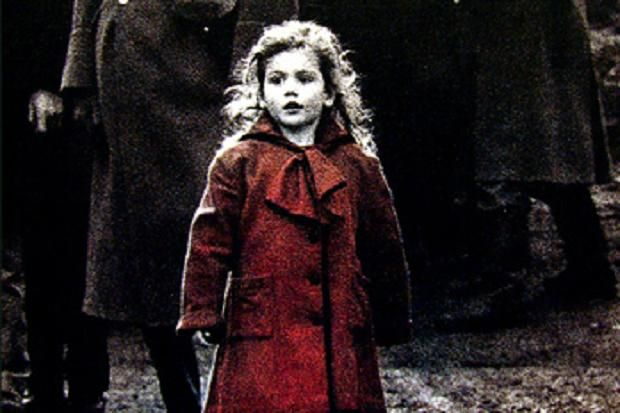 I was the girl in the red coat in Schindler's List – and it left ...