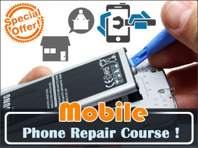 Mobile phone repairing institute provide training that ultimately helps in developing the employability skills in an easy and affordable way.