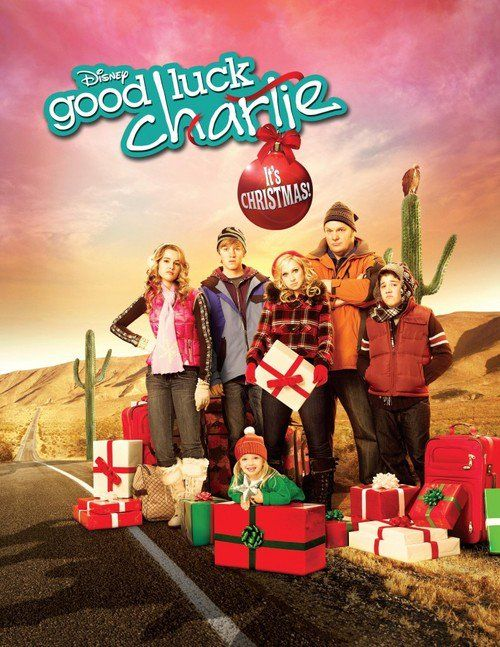 Good Luck Charlie, It's Christmas! 【 FuII • Movie • Streaming